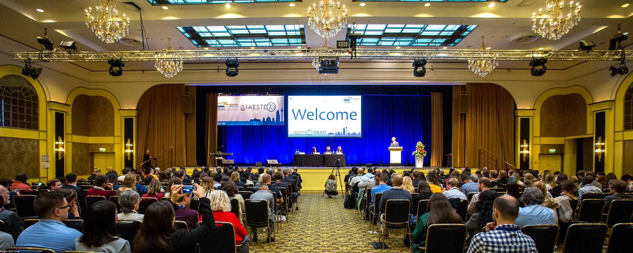 IEAESTE Annual conference Germany 2018