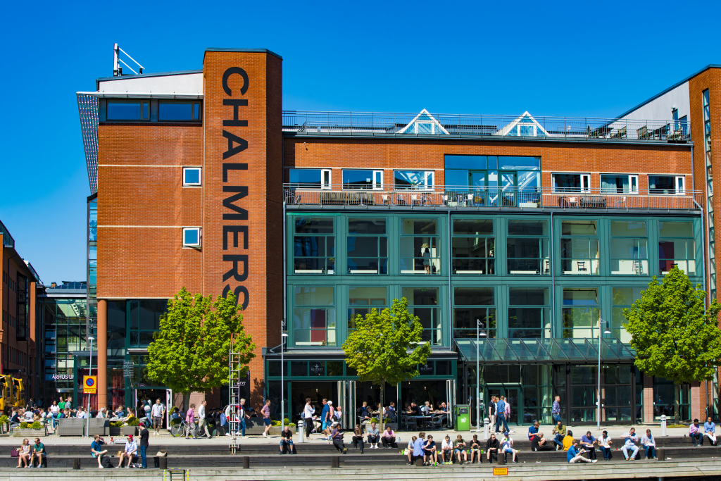 Chalmers university of technology campus Lindholmen