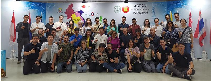IAESTE-trainees